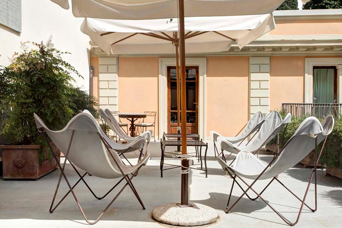 hotel orto de u0027 medici hotel with panoramic terrace and historic