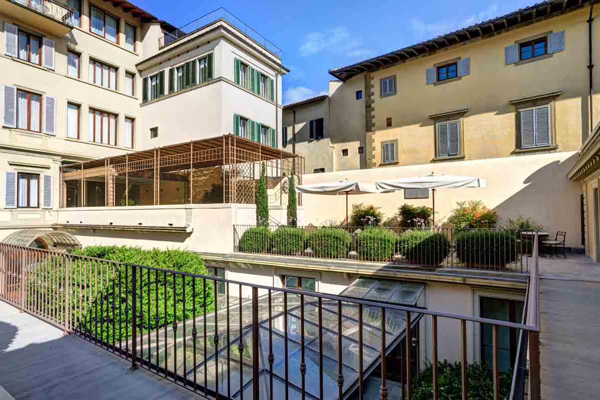 Hotel Orto De Medici Hotel With Panoramic Terrace And