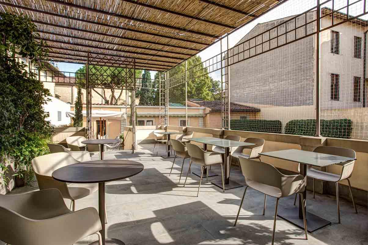 The Terrace Hotel Orto De Medici
